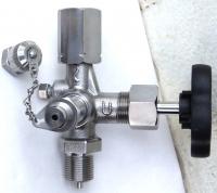 клапан для контрольного манометра КЗИМ