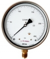 Test/Master Pressure Gauges (Arbitrary scale)