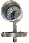 Vibration-proof diaphragm pressure gauges РВExdI/1ExdIIBT4