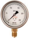 Precision pressure gauges with/without filling