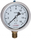 Vibration-Proof gauge WITHOUT filling  Ø 100мм, Ø 160мм